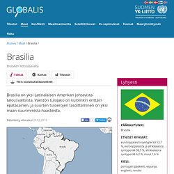 Brasilia - Globalis.fi