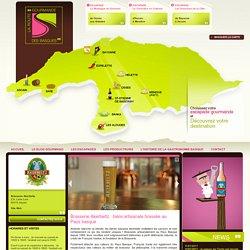 Brasserie Akerbeltz - La Route Gourmande des Basques
