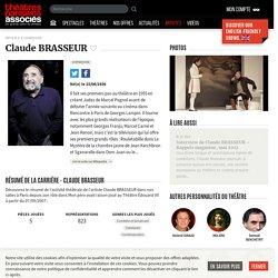 Claude BRASSEUR - Biographie, spectacles, films, théâtre et photos...