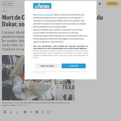 Mort de Claude Brasseur : le rallye-raid du Dakar, son autre passion...