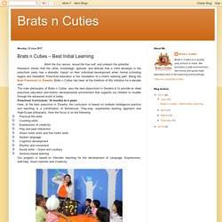 Brats n Cuties: Brats n Cuties – Best Initial Learning