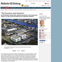 """Basel: """"Wir brauchen mehr Experten"""" - Badische-Zeitung.de"""