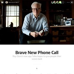 Brave New Phone Call