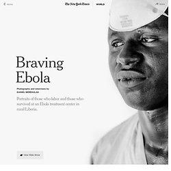Braving Ebola