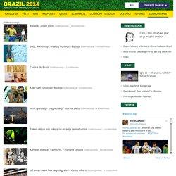 Brazil 2014 - B92 Sport