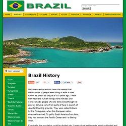 Brazil History