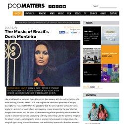 Lush Life: The Music of Brazil's Doris Monteiro