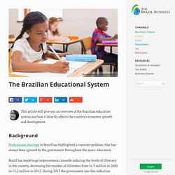 The Brazilian Educational System