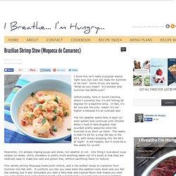 Brazilian Shrimp Stew (Moqueca de Camarones)