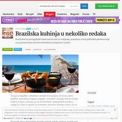 Brazilska kuhinja u nekoliko redaka