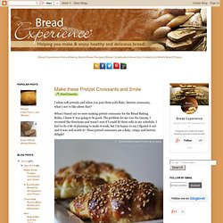Bread Experience Blog