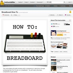 Breadboard How To