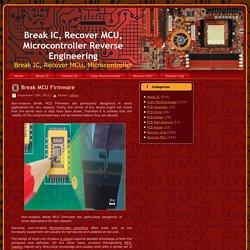 Break MCU Firmware