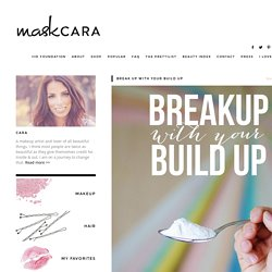 Break Up with your Build Up