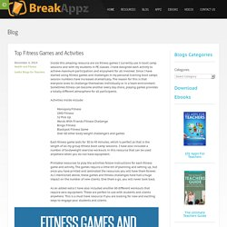 Top Fitness Games and Activities