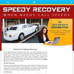 Car Breakdown Recovery Greenford