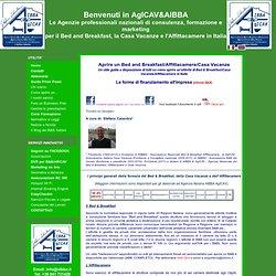 Aprire un Bed and Breakfast - Agenzia italiana B&B, Affittacamere, Case Vacanza