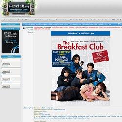 Клуб «Завтрак» / The Breakfast Club (1985) [30th Anniversary Edition] Blu-ray CEE 1080p AVC DTS 2.0