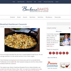 Breakfast Hashbrown Casserole