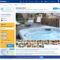 Bed and Breakfast Greenway Barn, Dartmouth, UK - Booking.com