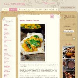 Bombay Breakfast Potatoes