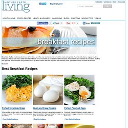 Best Breakfast Recipes - Food and Recipes