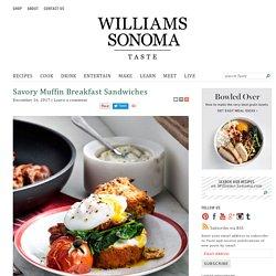 Muffin Breakfast Sandwich Recipe