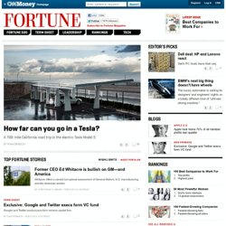Fortune 500 Daily & Breaking Business News - FORTUNE on CNNMoney