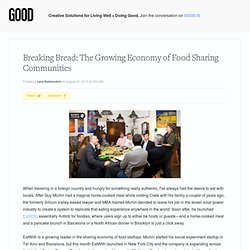 Links: Growing Economy of Sharing Food