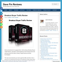 Why Breakout Buyer Traffic Can Increase Your Social Media Engagement
