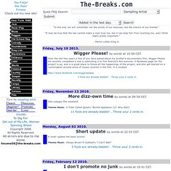 www.the-breaks.com, AKA The (Rap) Sample FAQ