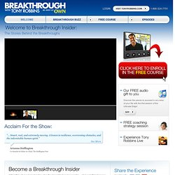 BREAKTHROUGHINSIDER.COM
