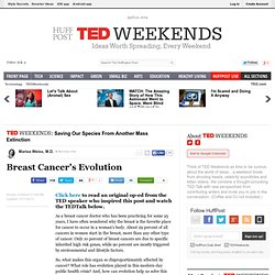 Breast Cancer's Evolution