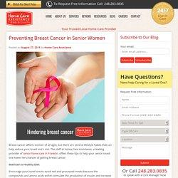 Tips for Breast Cancer Prevention in Elderly Women