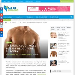 7 Facts about Male Breast Reduction Surgery - Get Fit Owasso