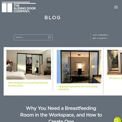Why You Need a Breastfeeding Room in the Workspace, and How to Create One