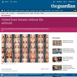 United front: breasts without the airbrush