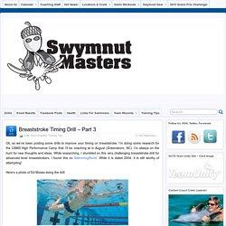 breaststroke drills » Swymnut Masters