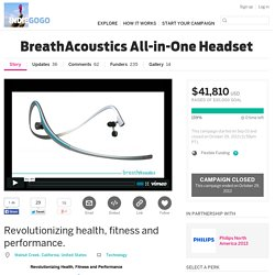 BreathAcoustics All-in-One Headset