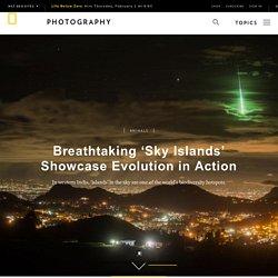 Ecosystem fragmentation (and loss of dark-skies): Breathtaking 'Sky Islands' Showcase Evolution in Action