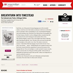 Breathturn into Timestead