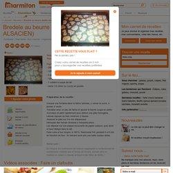 Bredele au beurre (butter bredele ALSACIEN) : Recette de Bredele au beurre (butter bredele ALSACIEN)