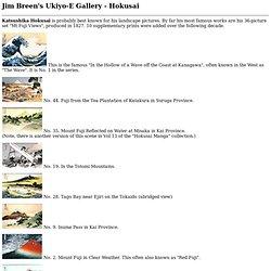 Jim Breen's Ukiyo-E Gallery - Hokusai