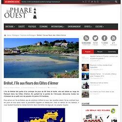 Bréhat, l'île aux fleurs des Côtes d'Armor