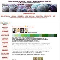 41 gratis breipatronen breiontwerpen designer kleding patroon breipatroon 3