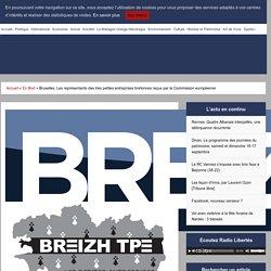 Breizh TPE reçu par la Commission Européenne