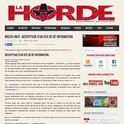 Breizh-info : Décryptage d'un site de ré-information