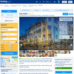 City Hotel, Bremerhaven, Germany - Booking.com