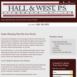 Bremerton Estate Planning Attorney