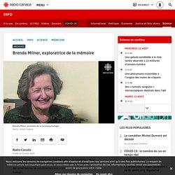 Brenda Milner, exploratrice de la mémoire